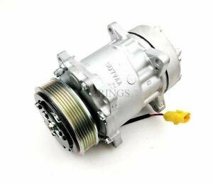 AC Compressor Citroen Fiat Lancia Peugeot 9639109580 9640486480 9646416780 NEW