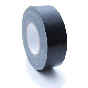 Stagetape 695-50S Schwarz Klebeband Tape Gaffer Profiqualität 50mm x 50m