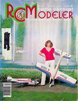 Vintage Radio Control Modeler RCM Magazine January 1979 m235