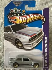 HOT WHEELS '92 BMW M3 SET - E30 - SILVER