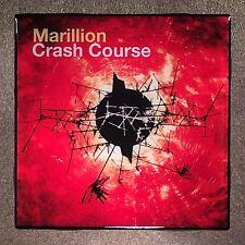 MARILLION Crash Course Coaster Ceramic Tile Record Cover Art