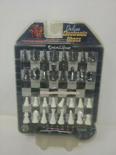 Excalibur Deluxe Electronic Chess Game 73 Levels 1750 Rating