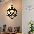 Kitchen Pendant Light Black Chandelier Lighting Hotel Lamp Modern Ceiling Lights
