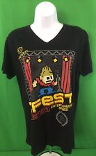 X Fest 2013 Womens T Shirt Sz S Small Blink 182 30 Seconds To Mars The Offspring
