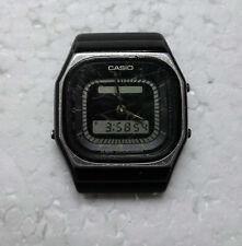 orologio CASIO AQ-20G (301) Ana-Digi Alarm Chrono Watch Vintage Japan RARE