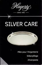 Hagerty Silver Care Silber Reiniger Poliermittel 150ml Neu