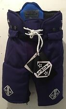 Ice Hockey Pant Jr Purple Tackla Model 851, All Sizes
