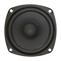 """NEW 4.5"""" Extended Range Woofer Speaker.8ohm.Pin Cushion.4-1/2"""" Home Audio.4.5in"""