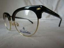 e2ce4bf8f9d26 BROOKS BROTHERS EYEGLASS FRAME BB2039 6130 BLACK GOLD 49-19-140 NEW    AUTHENTIC