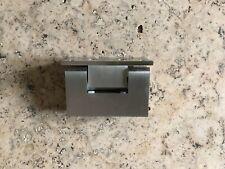 New listing Crl Model Gen037 Bn Solid Brass w/ Brushed Nickel finish glass door hinge.