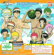 BANDAI Kuroko's Basketball kawaii All 9set Gashapon mascot toys Complete set