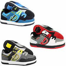 Heelys Rollerskates Flow Children's Shoes with Rolls Heelies