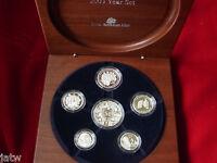 AUSTRALIA  2003 Fine Silver Proof Set....