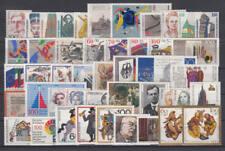 BRD/Bund - Jahrgang 1989 (= Nr. 1397-1443) postfrisch/** komplett