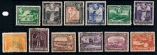 BRITISH GUIANA • 1938-52 • Set (1c - $3) • Fine Used