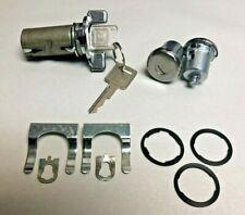 NEW 1979-1981 Cadillac Ignition & Door lock set with GM Keys
