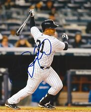 GREGORIO PETIT signed 8x10 photo NEW YORK YANKEES WITH COA A