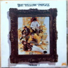 Scarce The Yellow Payges Volume I - California Psychedelic - Wah-Wah