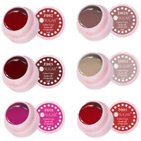 6Boxen/Set Soak Off Nail Art UV Gellack Nagellack Dekoration DIY 5ml UR SUGAR