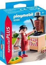 PLAYMOBIL 9088 Kebab Grill, Special Plus, Donner, Alimentos, Cocina NUEVO / NEW