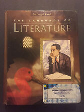 Language of Literature (9th Grade) The Language of Literature by McDougal-Littel