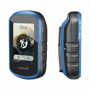 Garmin Etrex Touch 25 Handheld Outdoor Hiking GPS Navigator With Touchscreen