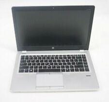 "HP EliteBook Folio 9470m 14"" Intel i7-3687U 8GB WIN8COA Fair No Caddy HDD BATT"
