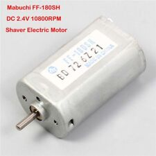 Mabuchi FF-180SH DC 2.4V 10800RPM Mute Motor Stable for Shaver Electric Motors
