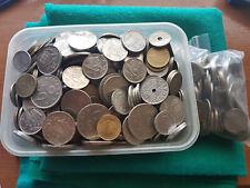 Lote 499 - 3,300 kg de monedas españolas Estado Español y Juan Carlos I