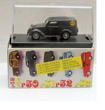 BRUMM R45 FIAT 500  PUBLICITY VAN BPT MODEL DIECAST BOXED
