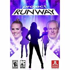 Project Runway PC Atari Video Game Bravo Modeling