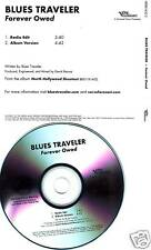 BLUES TRAVELER Forever Owed RARE EDIT PROMO CD Single