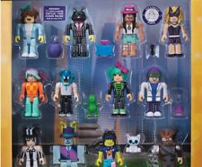 12 pcs Roblox Action Figures Toy Celebrity Collection Classic Series 1 Used Bulk