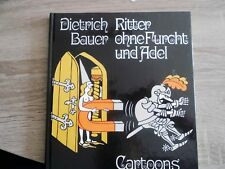 Ritter ohne Furcht und Adel, Cartoons, Militärverlag der DDR, Dietrich Bauer