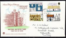 "Great Britain  1970  Rural Architecture ""Stuart"" First Day Cover Leatherhaed"