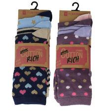 Chaussettes taille unique pour femme
