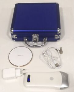 Wireless Portable Ultrasound Scanner Convex Array Probe 7/10 MHZ. Model C10