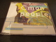 PAUL MCCARTNEY C'MON PEOPLE CD SINGLE DELIVERANCE MIXES