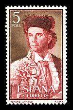 "Bullfighting Spain Stamp Poster #5 Canvas Art Poster 16""x 24"""