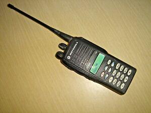 Motorola GP680 UHF 403-470MHz handportable c/w new battery