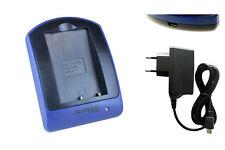 Chargeur (USB/Secteur) EN-EL9 pour Nikon D40, D40x, D60, D3000, D5000