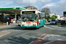 PHOTO  2005 ARRIVA MERCEDES BUS  HIGH NORTHGATE  DARLINGTON IN THE BACKGROUND CA