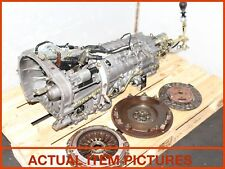 JDM SUBARU 6SPEED AWD STI TY856WB6KA TRANSMISSION WITH CLUTCH KITS FOR SALE