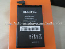 Original 10000mAh 38Wh 3.8V Replacement Battery K10000 For Oukitel K10000