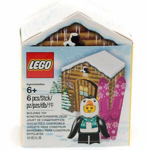Lego 6230050 Pingouin Fille Bonnet Neuf Avec Boîte