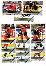 1X OTTAWA SENATORS 2005 06 Upper Deck FULL TEAM SET Series 1 & 2 Lots Available