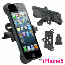 Support de voiture de GPS iPhone 5 pour téléphone mobile et PDA Apple