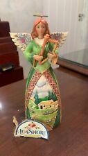 Jim Shore - St. Patricks Day Angel - 4026439