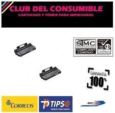 2 X TONER RICOH AFICIO SP100 SP112 1.200 PAG NO OEM Aficio SP 112SUe