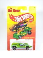 2011 Hot Wheels The Hot Ones Speed Seeker Lime Green NEW NOC 1/64 Diecast